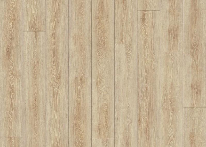 Lames vinyles passage residentiel clipsable 40 monolame g4 décor Chêne toulon 109s - couche d'usure 0,4mm Passage résidentiel