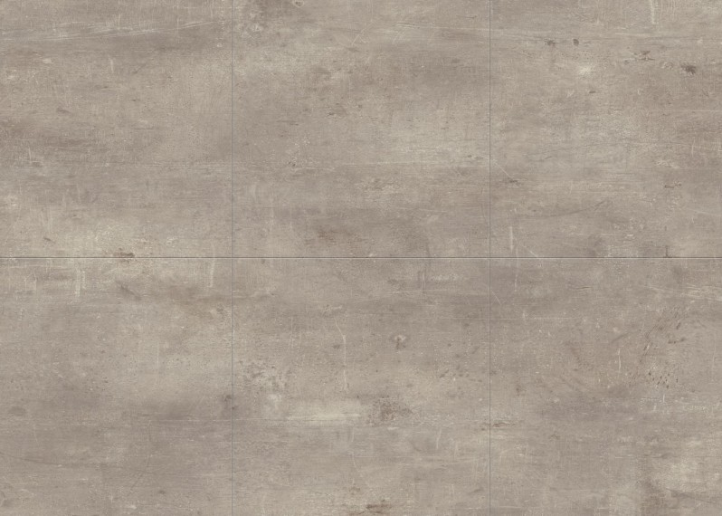 Dalles vinyles LVT, passage intensif,  clipsable Monolame G4 Zinc 616m
