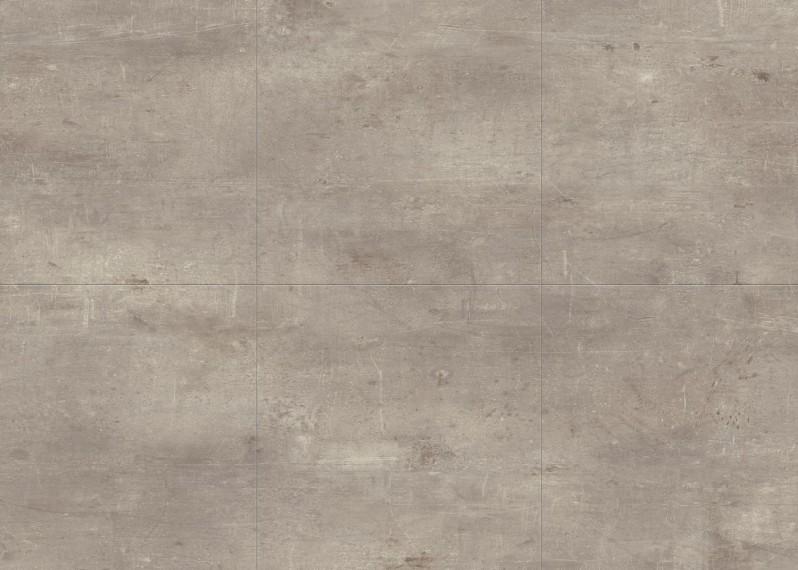 Dalles vinyles LVT, passage intensif,  clipsable Monolame G4 Zinc 616m, 5x306x612