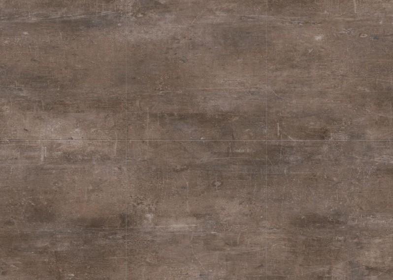 Dalles vinyles LVT, passage intensif,  clipsable Monolame G4 Zinc 679m, 5x306x612