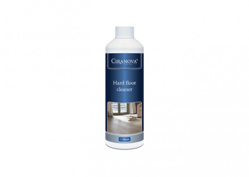 Hard floor Cleaner Ciranova - dégraissant incolore pour parquet vernis