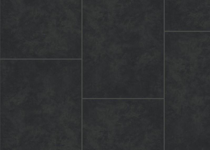 Vinyle rigide Béton Caviar G4 passage commercial 4x600x900