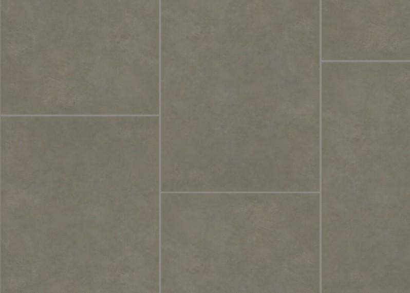 Vinyle rigide Béton Huître G4 passage commercial 4x600x900