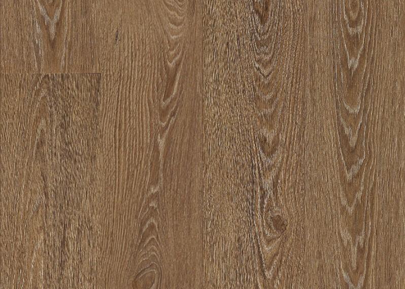 Vinyle rigide Chêne Brunette G4 passage commercial 4x225x1524