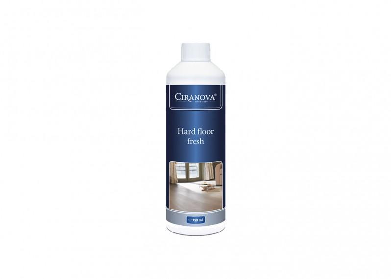 Hardflloor polish Ciranova pour parquets vernis satinés