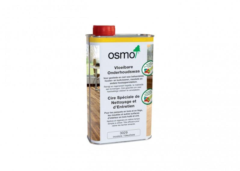 Nettoyant intensif Osmo pour parquet huilé ciré