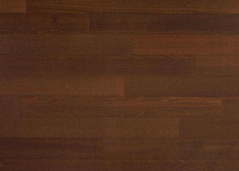 Sol plaqué bois Hêtre vernis satiné - Lounge - Select 8x124x1203
