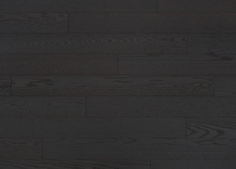 Sol plaqué bois chêne Londres brossé vernis mat - Pro - Select 7x190x1203