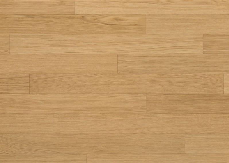 Sol plaqué bois chêne Salzbourg brossé vernis mat - Pro - Select 7x190x1203