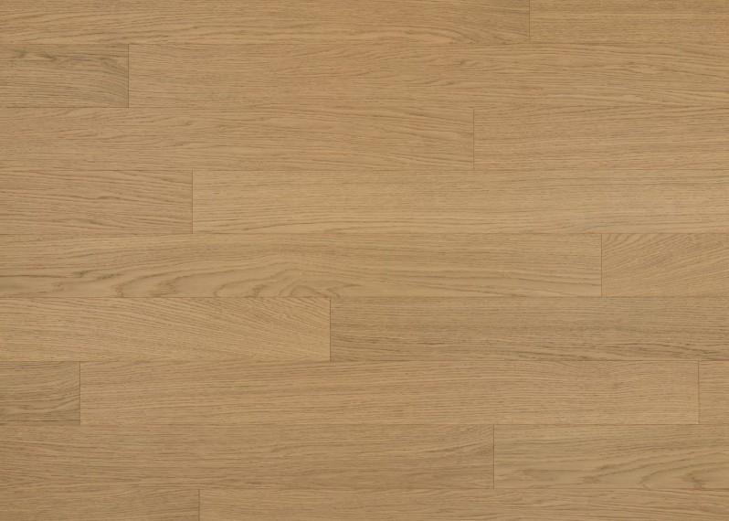 Sol plaqué bois chêne Vienne brossé vernis mat - Pro - Select 7x190x1203