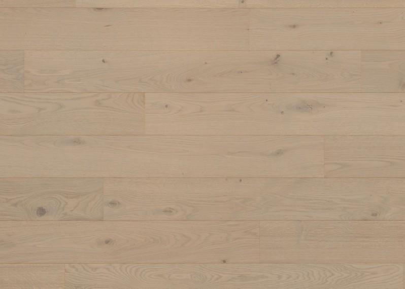 Sol plaqué bois chêne Catane brossé vernis mat - Deluxe - Elégance 12x166x1800