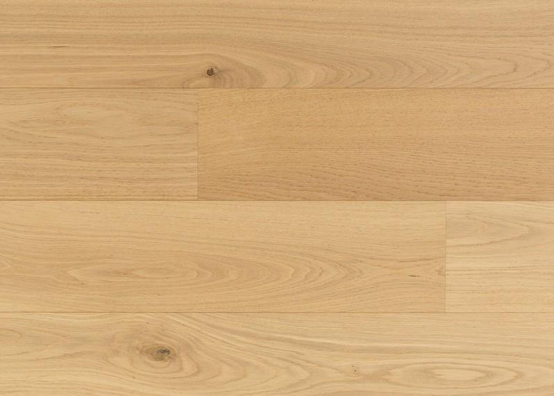 Sol plaqué bois chêne Solenzara brossé vernis mat - Pro - Elégance 7x190x1203