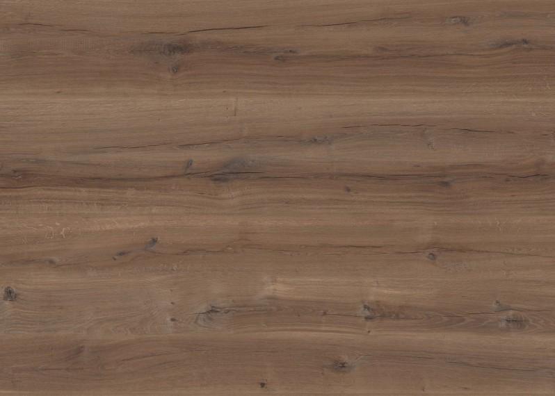 Sol stratifié Chêne Cracked Brun Foncé - Glorious Luxe - 9x190x2038
