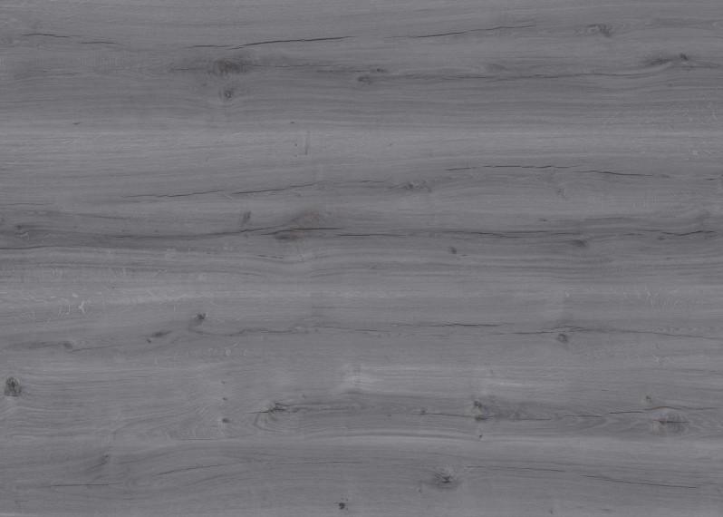 Sol stratifié Chêne Cracked Gris Foncé - Eternity Long 12 G4 - 12x190x2038