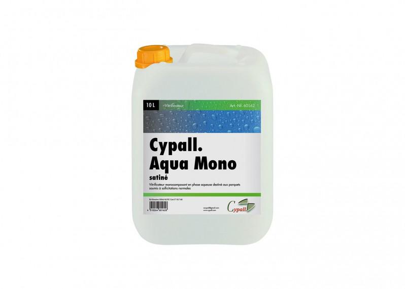 Vernis Aqua Mono polyuréthane Cypall Satiné - Gloss +/- 75