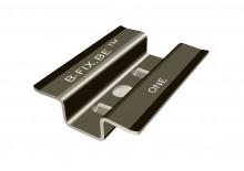 Clip Kit Fixation Invisible (Chêne/Acacia) B-Fix BlackOne (clip + vis pour environ 5 m2 )