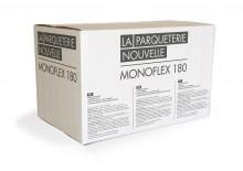 Colle Spatulable mono-composant MS Monoflex 180 La Parqueterie Nouvelle sans émanation de COV pour parquet massif et contrecollé 15 kg