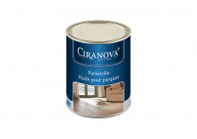 Huile Hardwax Ciranova teintée pour parquet
