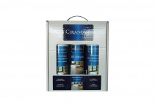 Kit d'entretien pour parquet huilé (savon, nettoyeur intensif, oil refresh)