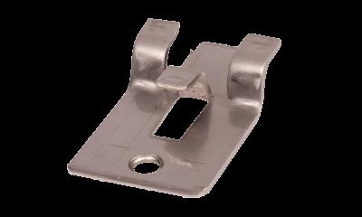 Clip Composite Simple Et Vis Inox - Boîte de 30 pour 1.6m2