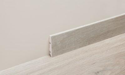 Plinthe support MDF pour sol vinyle