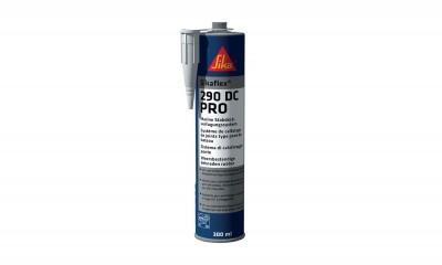 Mastic polyuréthane Joint Pont de Bateau PU Sikaflex-290 DC PRO 300ml