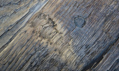 Table Sur Mesure Vieux Bois BERGEN, à partir d'anciens ponts de grange en Pin