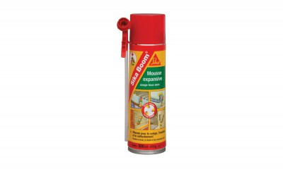 Mousse polyuréthane expensive SIKA BOOM (bombe 500ml)