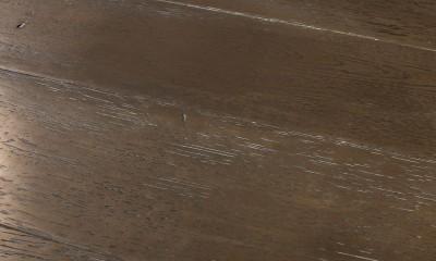 Parquet Contrecollé Monolame Chêne G2 Brossé Gold, Contemporain ou Vieilli avec ou sans Veignage Noir
