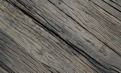 Table Sur Mesure Vieux Bois ASPEN 60mm, à partir de vieux fond de wagon ancestral chêne non raboté brut, longueur max 2600mm