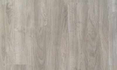Sol stratifié Firstline décor Chêne gris perle - PEFC