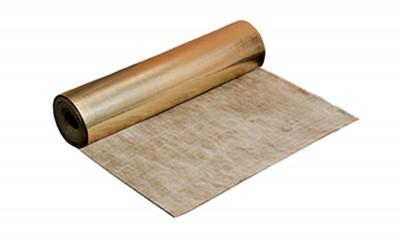 Sous-couche caoutchouc Silentfloor Gold (24db ) par 15.07m2 pour pose flottante