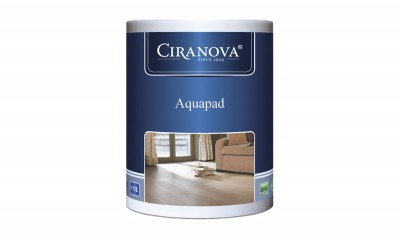 Teinte à bois Aquapad Ciranova monocouche