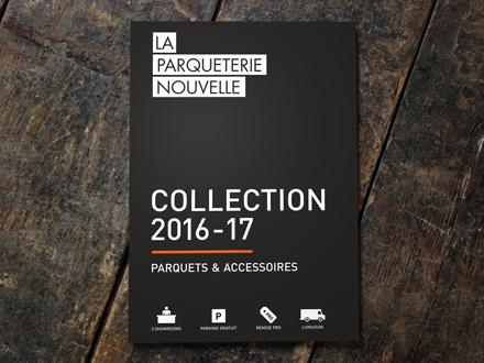 E-catalogue Collection Parquets