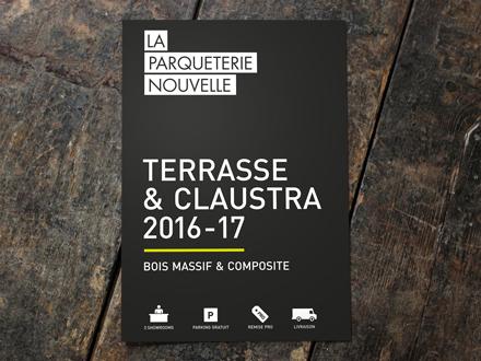 E-Catalogues Terrasses - La Parqueterie Nouvelle