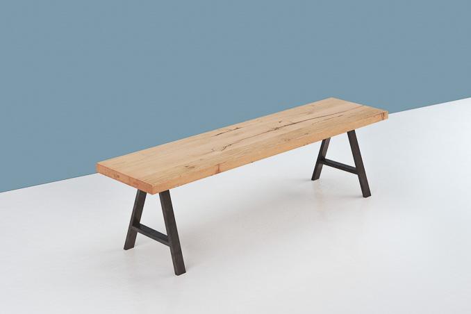 banc en bois sur mesure ostende la parqueterie nouvelle. Black Bedroom Furniture Sets. Home Design Ideas