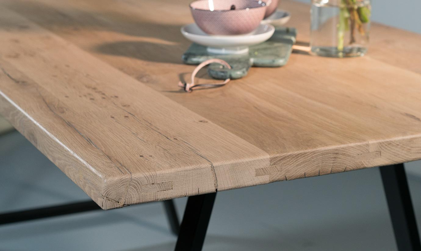 table gibraltar plateau sur mesure la parqueterie nouvelle. Black Bedroom Furniture Sets. Home Design Ideas